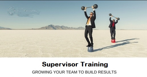 Supervisor Training Will Lead your Company to Success