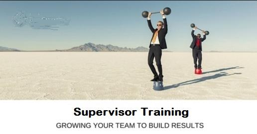 Supervisor-Training