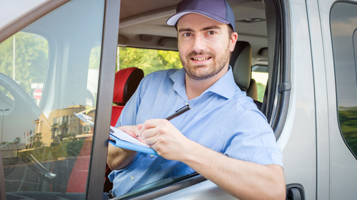 TURN DELIVERY DRIVERS  INTO BRAND AMBASSADORS