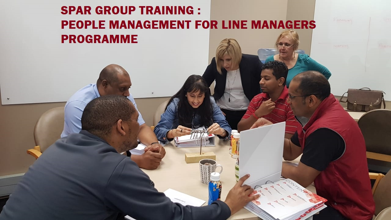 Spar Group Training